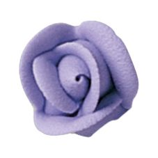 "Lucks™ 14395 1"" Small Lavender Rose - 180 / BX"