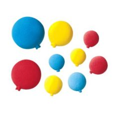 Lucks™ 22258 Dec-Ons® Balloon Assortment - 215 / BX