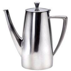 Oneida® 88100671A Stiletto S/S Long Spout 68 oz Coffee Pot