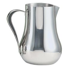 World® Tableware CT-5581 Belle S/S 70 oz Pitcher without Ice Guard