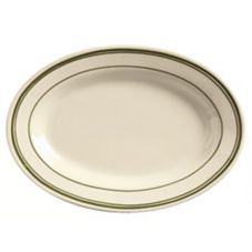 "World® Tableware VIC-13 Viceroy RE 12"" Oval Platter - 12 / CS"