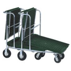 "Win-Holt® PNC1HD/SP/RS 22-1/2"" x 37-1/2"" Stocking Cart"