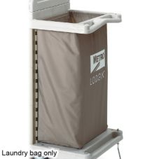 Metro LXHK4-NB Vinyl-Coated Nylon Laundry Bag For Lodgix™ Carts