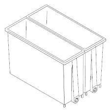 BUNN® 26941.1 Reservoir Replacement Liner for Dual Tea Dispenser