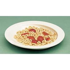 North Coast Medical NC39252 GripWare™ Round Melamine Scoop Dish