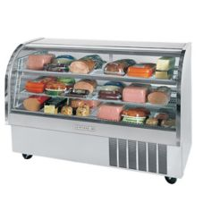 Beverage-Air CDR6/1-S-20 Marketeer S/S Refrigerated Display Case