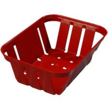 Carlisle® 4403005 Red Munchie Baskets™