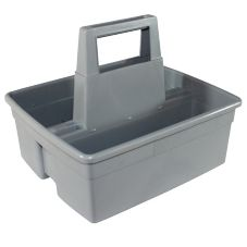 "Impact® 12.25""x11"" Gray Maids' Basket"