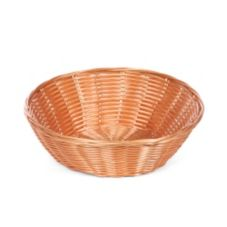 "Willow Specialties 4129.9 9"" Round Poly-Line Basket"