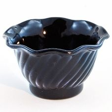 Gessner™ 0345 Black 5 Oz. Dessert Bowl - 24 / CS