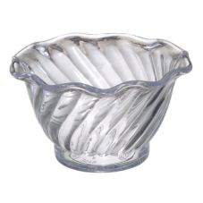 Gessner™ 0345 Clear 5 Oz. Dessert Bowl - 24 / CS