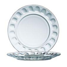 "Cardinal 1158 Arcoroc Roc 7½"" Salad Plate - 36 / CS"