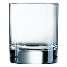 Cardinal 40383 Arcoroc Islande 7 oz Old Fashioned Glass - 48 / CS