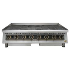 "Star® Mfg. Ultra-Max™ 48"" Radiant Gas Char-Broiler"