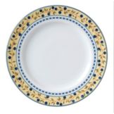 "Vertex® Euro Alpine Blueberry Collection 10-1/2"" Plate"