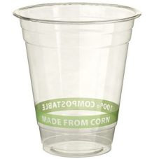 Eco Products EP-CC12-GS 12 oz Corn Cold Cup - 1000 / CS