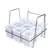 Pitco® B9010006 Individual Serving Baskets With Rack