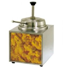 Star® 3WLA-B Countertop 3.5 Qt. Lighted Warmer with Butter Pump