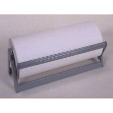 "Bulman 18"" Wall Mount Serrated Paper Dispenser / Cutter"