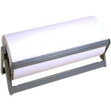"Bulman Products A500-18 18"" Horizontal Paper Dispenser / Cutter"
