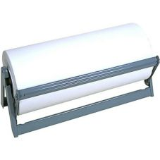 "Bulman Products A501-12 12"" Counter Top Paper Dispenser / Cutter"