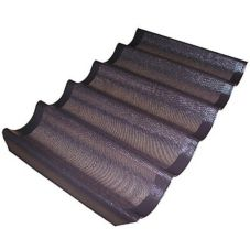 Demarle® SB 420 295L05 00 Silform® 5-Channel Sub Roll Pan