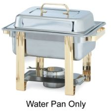 Vollrath 46441-1 S/S Water Pan For Half Size Chafer