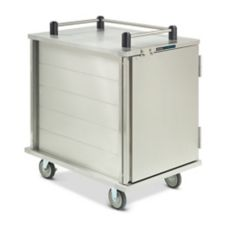 "Dinex® Value-Line Tray Delivery Cart for (10) 14 x 18"" Trays"