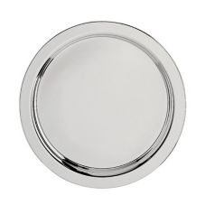 "Oneida® J0015261A Noblesse Round S/S 14"" Tray"