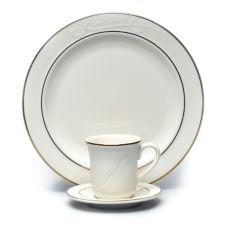 """Homer Laughlin 6031602 Newport 5½"""" Plate - 36 / CS"""