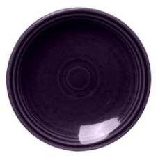 "Homer Laughlin China 463323 Fiesta® Plum 6-1/8"" Plate - 12 / CS"