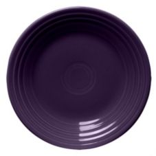 "Homer Laughlin China 465323 Fiesta® Plum 9"" Plate - 12 / CS"