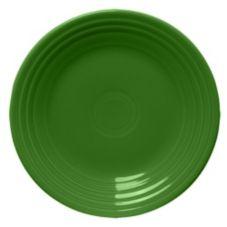"Homer Laughlin China 465324 Fiesta® Shamrock 9"" Plate - 12 / CS"