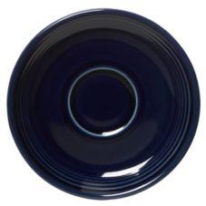 """Homer Laughlin China 470105 Fiesta Cobalt Blue 5-7/8"""" Saucer - 12 / CS"""