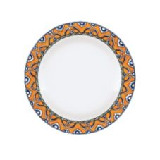 "Homer Laughlin 2108063 Riviera San Remo© 12-1/4"" Plate - 12 / CS"