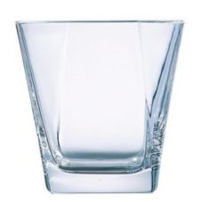 Cardinal E1515 Arcoroc Prysm 9 oz Rocks Glass - 48 / CS