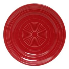 "Tuxton® CQA-062 6-1/4"" Cayenne Round Plate - 24 / CS"