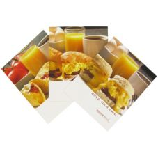 "Master Print RI0002 Hometouch 8"" x 10"" Buffet Top Pictures Set"