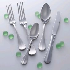 "Steelite 5300S053 Baguette S/S HH 7-3/4"" Dessert Knife - Dozen"