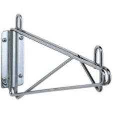 "Metro® 1WD24S Super Erecta® Wall Mount 24"" S/S Shelf Support"