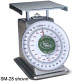 Yamato MFG-1160-CP1097 Accu-Weigh® 40 Lb. Dial Portion Scale