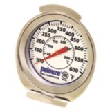 Pelouze® S/S 100-600°F Surface Grill Thermometer