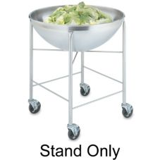 Vollrath® 79018 S/S 30.13 x 32.38 x 32.5 Mobile Bowl Stand