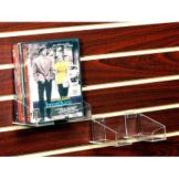 Clear Solutions 8830 Left & Right Slatwall Brackets