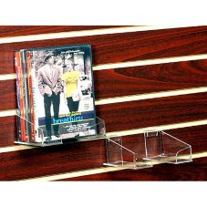 Clear Solutions 8830 Expandable Left & Right Slatwall Brackets