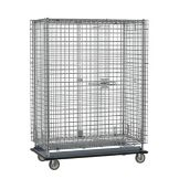 "Metro SEC53LC Super Erecta 28-1/16 x 38-1/2"" Mobile Security Unit"