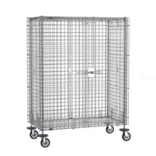 "Metro® SEC56DC Super Erecta Security 27-1/4"" x 65"" Storage Unit"