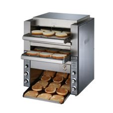 Star® Manufacturing High Volume Double Conveyor Toaster
