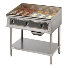 "Star® 836TSA Ultra-Max Snap Action Thermostat 36"" Gas Griddle"