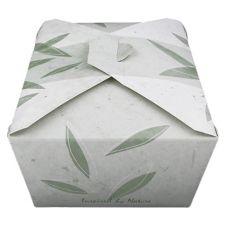 Fold-Pak 04BPNATURM Bio-Pak® Nature Container - 160 / CS